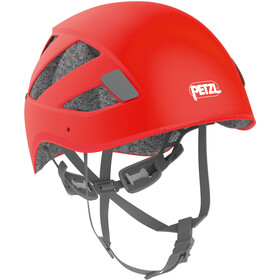 Petzl Boreo Casco da arrampicata, red